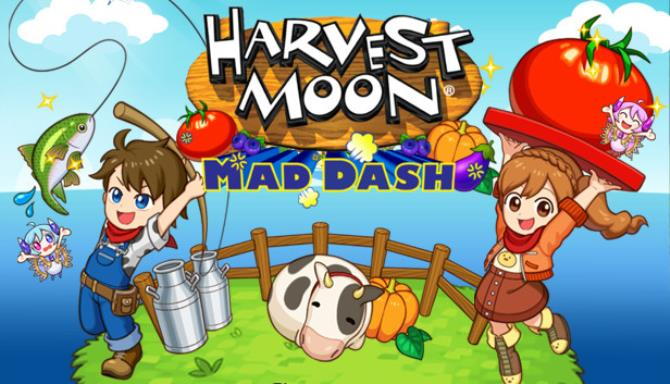 You are currently viewing Harvest Moon: Mad Dash Free Download