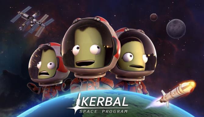 Kerbal Space Program Free Download (v1.10.1 & ALL DLC)