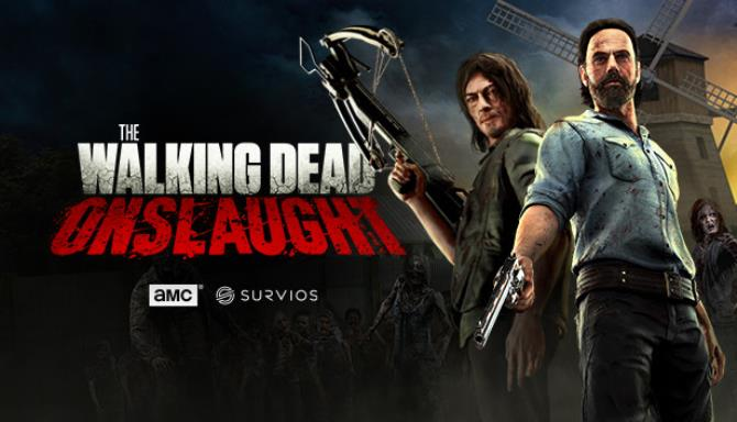You are currently viewing The Walking Dead Onslaught Free Download