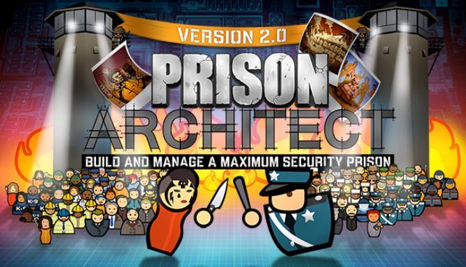 Prison Architect Free Download (v1.05 & ALL DLC)