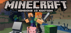 Minecraft Windows 10 Edition  Free Download (v.1.14.105.0)