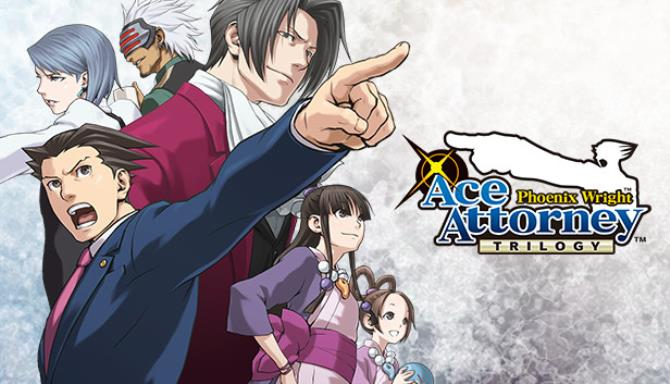Phoenix Wright: Ace Attorney Trilogy Free Download