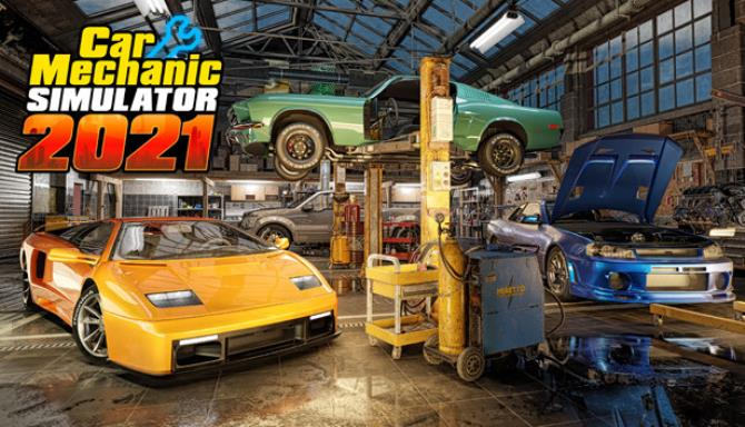 You are currently viewing Car Mechanic Simulator 2021 Free Download
