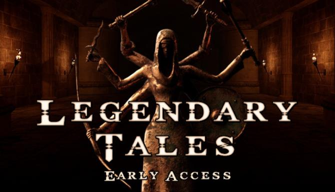 You are currently viewing Legendary Tales Free Download