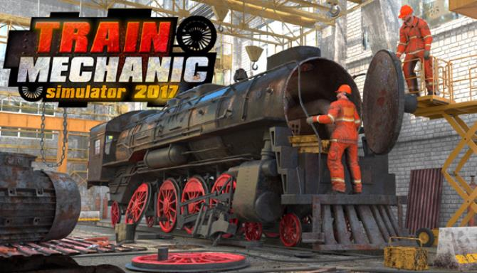 You are currently viewing Train Mechanic Simulator 2017 Free Download (v1.0.19)