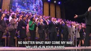Photo of Download: Brooklyn Tabernacle – My Life Is In Your Hands Mp3 (Video / Lyrics)