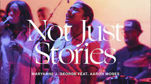 Photo of Mp3 Download: Maryanne J. George – Not Just Stories Ft. Aaron Moses    TRIBL
