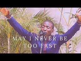 Photo of Download: Min. Theophilus Sunday and TY Bello – MAY I NEVER BE TOO FAST Mp3 (Video / Lyrics)
