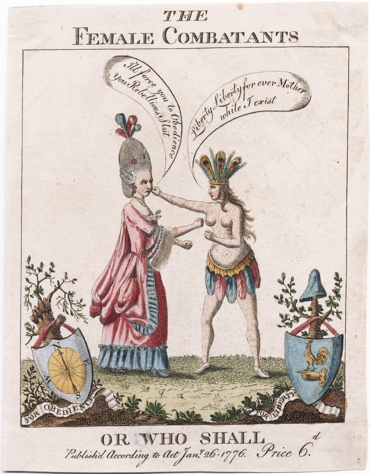 American Revolution Graphics