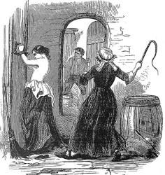 Slaves and indentured servants