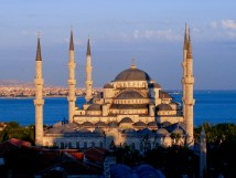 Blue Mosque Istanbul Turkey