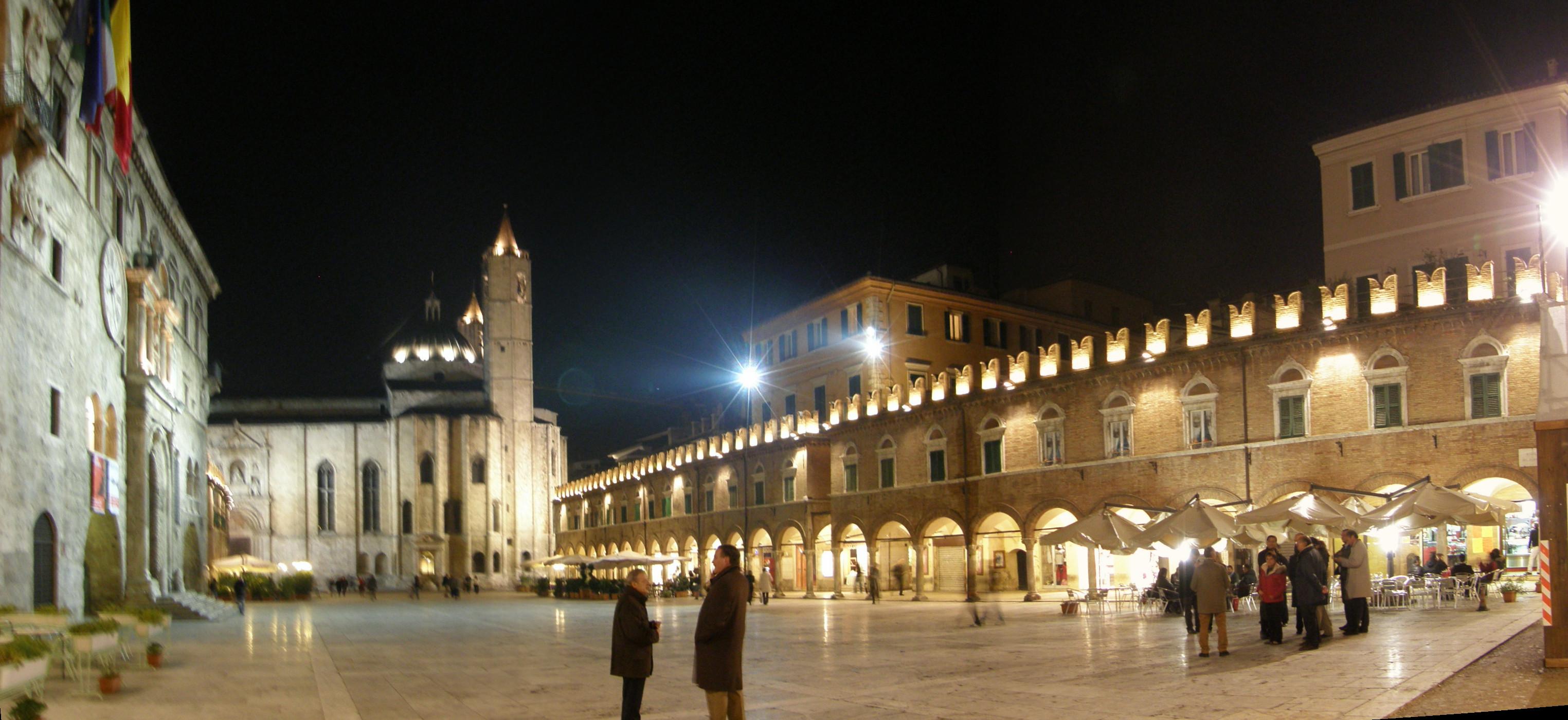Ascoli Piceno Italy Alpha Travel Blog