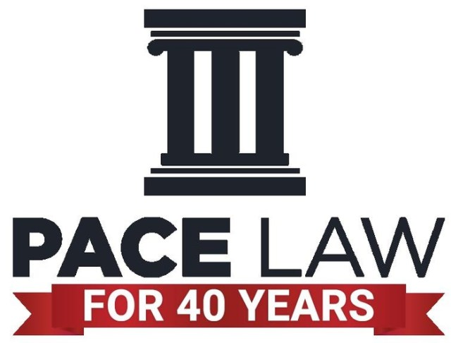 pace law firm logo