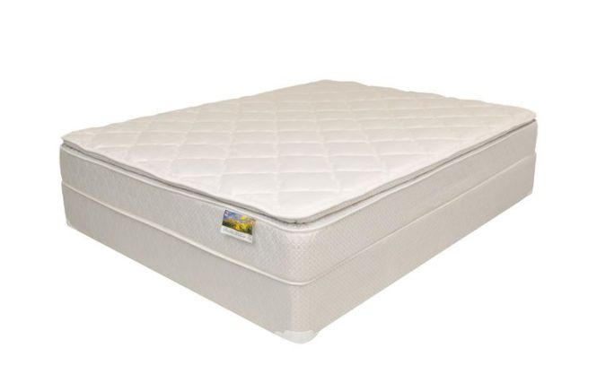 Our Price 350 Corsicana Seville Full Size Pillow Top Mattress