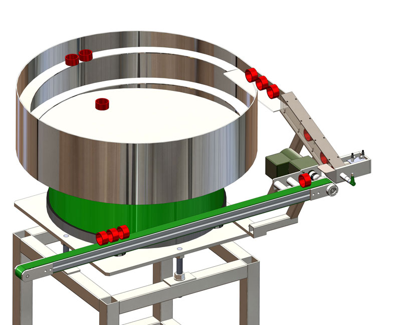 Vibratory Bowl Feeders Alphamation