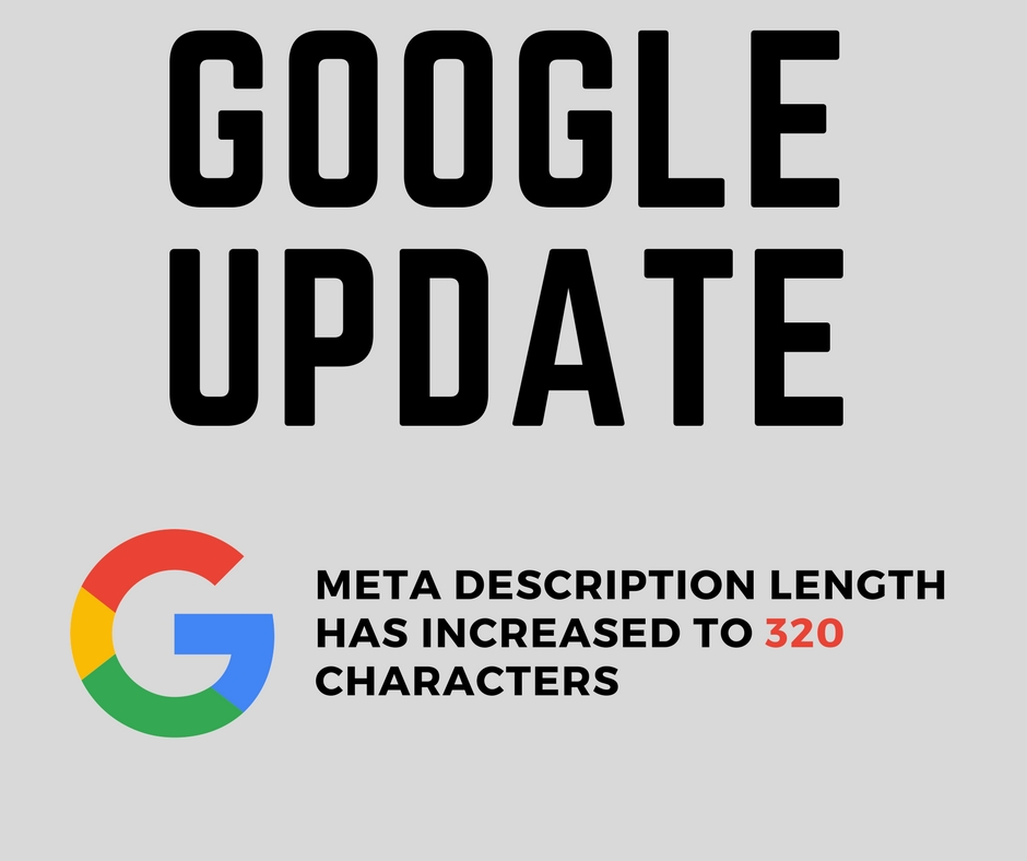Meta Description Length Increased to 320 Characters