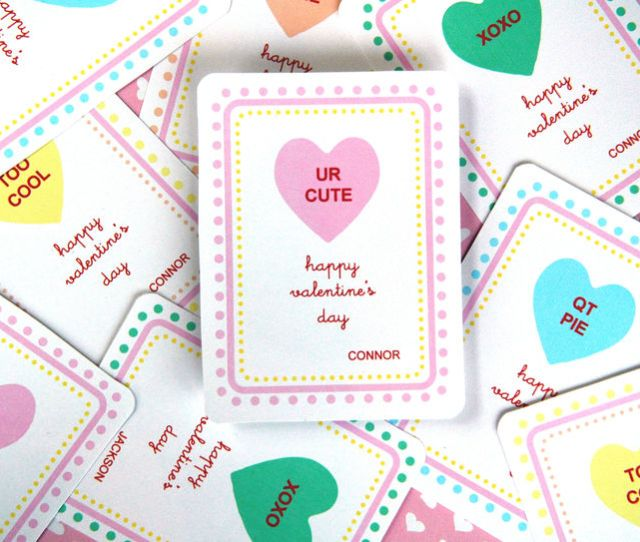 Free Printable Valentines Card From Bunny Cakes