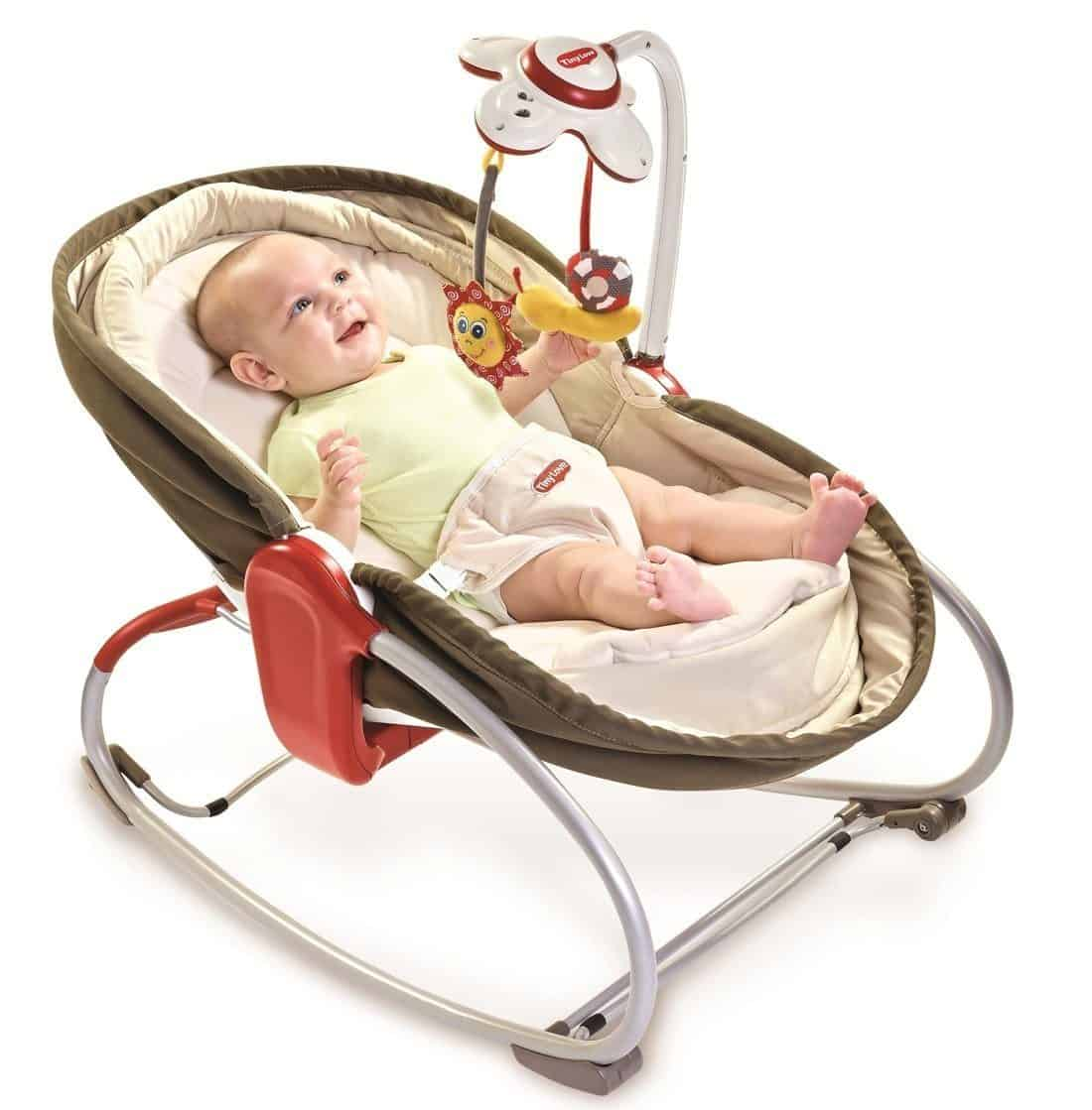Toddler Rocker Chair Best Baby Bouncers And Rockers Alpha Mom