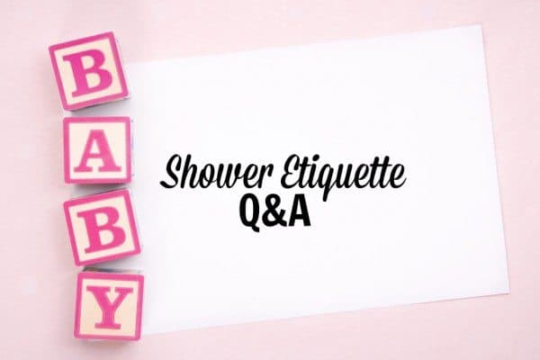 Baby shower etiquette  you must know all about it  Baby Shower Decoration Ideas