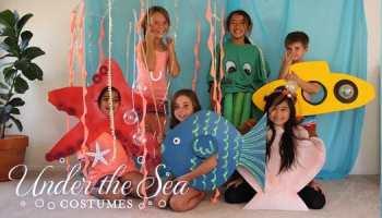 Octopus costume for kids under the sea series alpha mom diy under the sea kids costumes for halloween round solutioingenieria Images