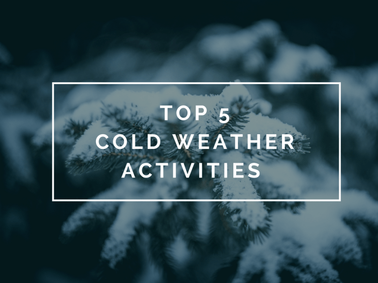 Top 5 Cold Weather Activities in Greenville