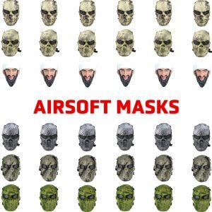 Airsoft Masks