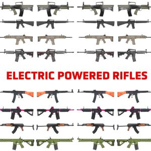 Electric Powered Rifles