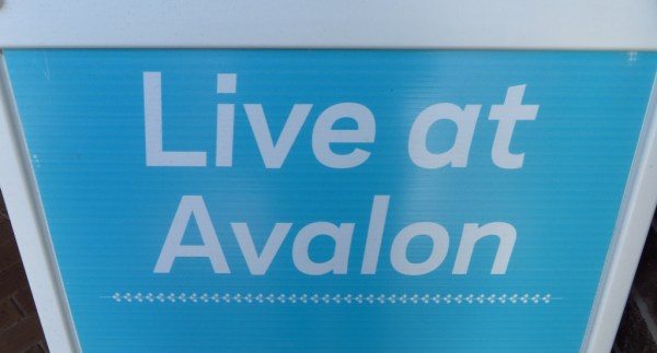 Live At Avalon