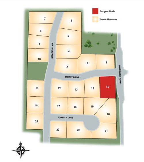 Stuart-Park-Alpharetta-Site-Plan-By-Lennar