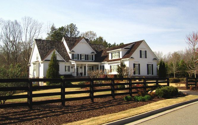 Milton ga estate homes in canterbury on the lake remax for Milton home builders