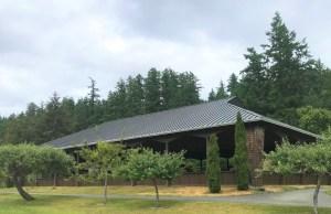 Cuscheon Lake Farm Open Storage Building