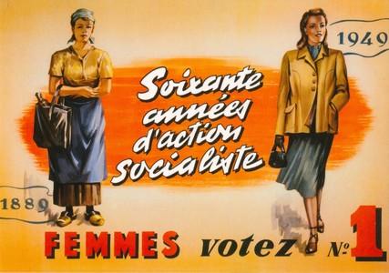Le suffrage universel : histoire d'un combat mené par le Parti Socialiste