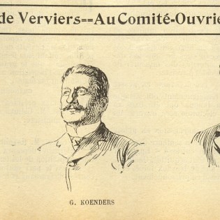 1906 : le lock-out de Verviers