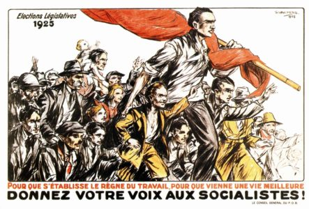 """Expo """"affiches électorales du POB au PS"""""""