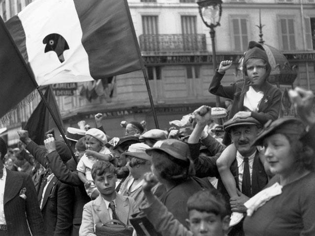 1936 : le Front Populaire