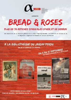 Affiche Bread & Roses