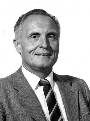 Freddy Donnay (1927-2019)