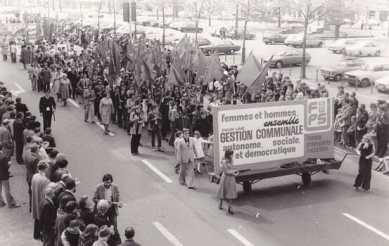 1er mai 1976