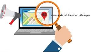 92 avenue de La Liberation Quimper
