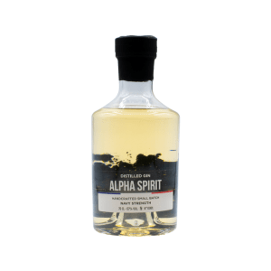 Alpha Spirit Navy Strength 57%/70cl