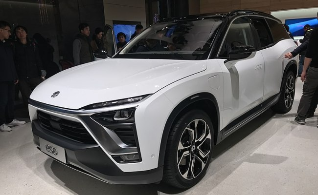 Nio Nio Stock Is Up On Vehicle Deliveries Alpha Stock News