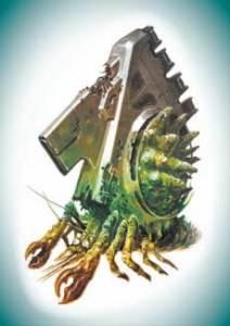 Kalyptein Crab
