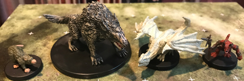 D&D Minis Return with Monster Menagerie II | Alphastream