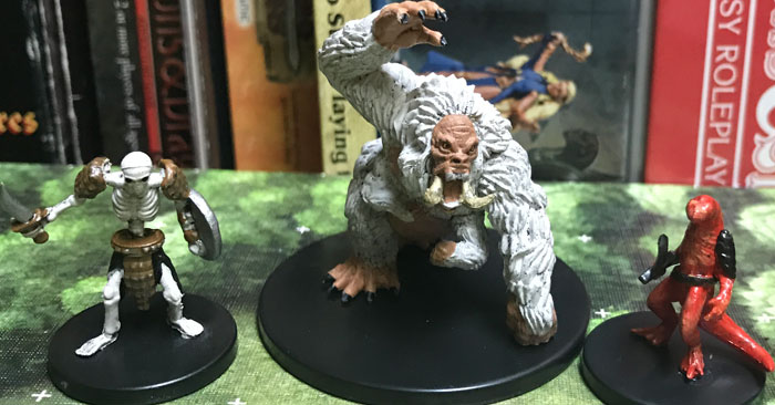 D&D Minis Bring Annihilation to Life | Alphastream