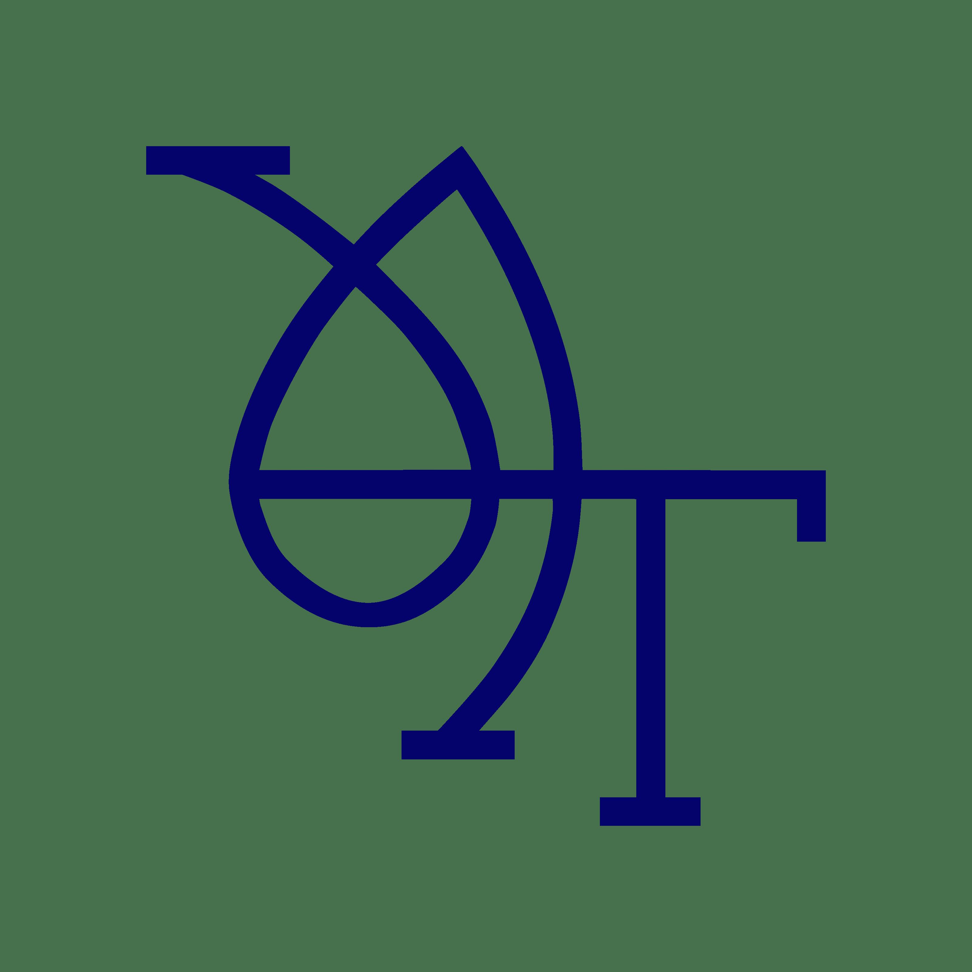 Alpha Theta insignia