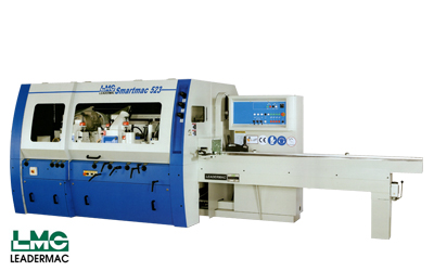 Smartmac Series – 4 Sided Moulder