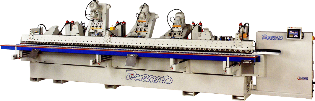 HR-K2 S3 W2 - HR - Custom-made edge profile sanding series