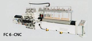 FC 6 CNC – CNC Copying sanding shapers