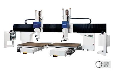 Master Pro – CNC Machining Center