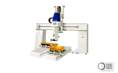 Master Form – 6 Axes CNC Machining Center